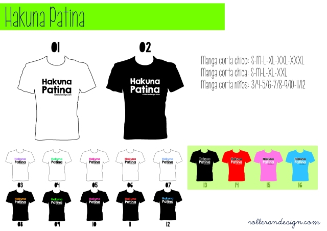 HAKUNA PATINA001